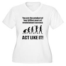 Evolutionary Succ T-Shirt