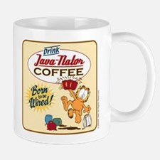 Java-Nator Garfield Mugs