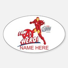 Avengers Assembled Iron Man Persona Decal