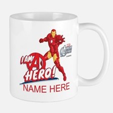 Avengers Assembled Iron Man Personalize Mug