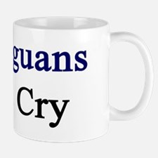 Nicaraguans Don't Cry  Mug