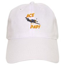 Ace of a Dad! Baseball Cap