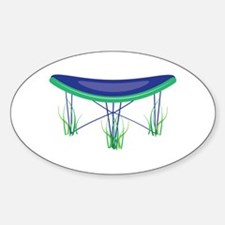Trampoline Decal