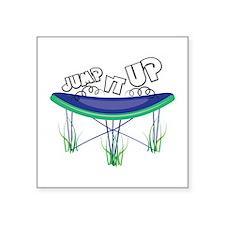 Jump It Up Sticker