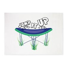 Jump It Up 5'x7'Area Rug