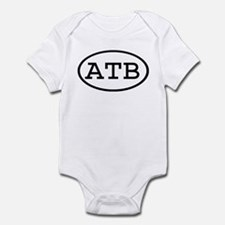 ATB Oval Infant Bodysuit