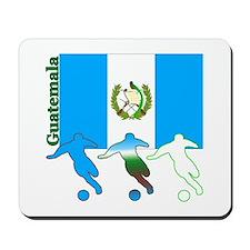 Guatemala Soccer Mousepad