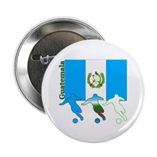 "Guatemala Soccer 2.25"" Button (10 pack)"