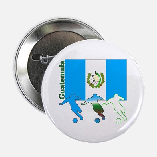 "Guatemala Soccer 2.25"" Button (100 pack)"