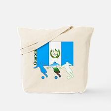 Guatemala Soccer Tote Bag
