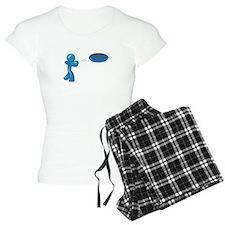 Frisbee Man Pajamas