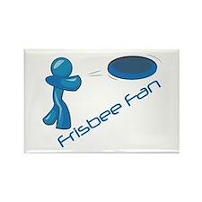 Frisbee Fan Magnets