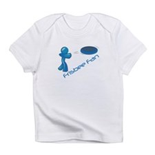 Frisbee Fan Infant T-Shirt