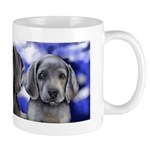 WEIMARANER FAMILY DOG Mug