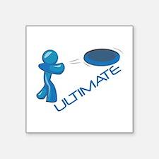 Ultimate Frisbee Sticker