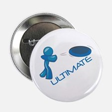 """Ultimate Frisbee 2.25"""" Button (100 pack)"""