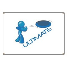 Ultimate Frisbee Banner