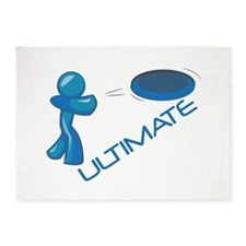 Ultimate Frisbee 5'x7'Area Rug