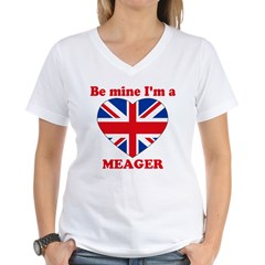 Meager, Valentine's Day Shirt