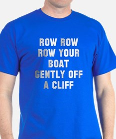 Gently off a cliff T-Shirt