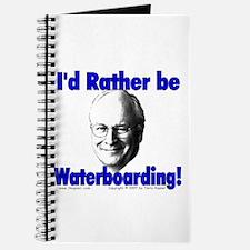 Waterboarding Cheney Journal