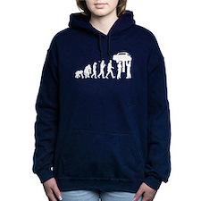 Auto Mechanic Women's Hooded Sweatshirt