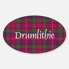 Tartan - Drumlithie dist. Decal