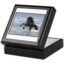Friesian - Splash Dance Keepsake Box