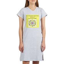 funny physics anti-matterjoke gifts t-shirts Women