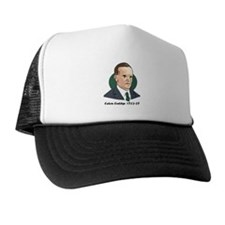 Calvin Coolidge - Trucker Hat