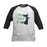 Ride with Pride Kids Baseball Jersey
