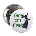 Ride with Pride Button