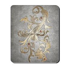 Knight Tournament Medieval Armor Mousepad