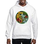 Summer Circle Hooded Sweatshirt