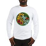 Summer Circle Long Sleeve T-Shirt