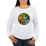 Summer Circle Women's Long Sleeve T-Shirt