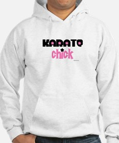 Karate Chick (Cotton Candy) Hoodie