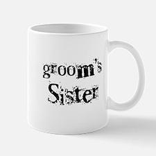 Groom's Sister Mug