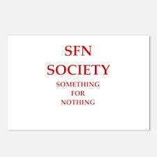 SFN.png Postcards (Package of 8)