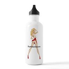 FastDates.com Calendar Water Bottle