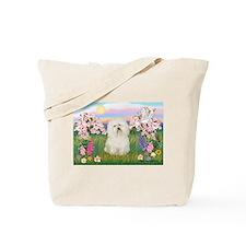 Bolognese/Blossoms Tote Bag