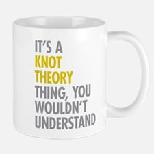 Knot Theory Thing Mug