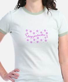 Fairy Godmother Jrs Ringer Tee