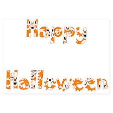 Happy Halloween Invitations