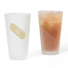 Bandage Drinking Glass