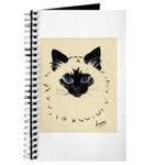 Blue Eyed Kitten Journal