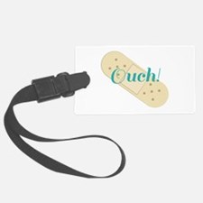 Ouch Bandage Luggage Tag