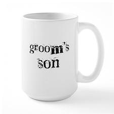 Groom's Son Mug