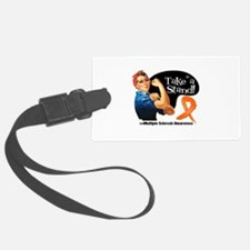 Multiple Sclerosis Stand Luggage Tag