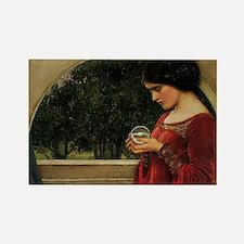 Crystal Ball Waterhouse Painting Magic Fantasy Mag